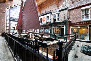 Perserverance Sailing Boat